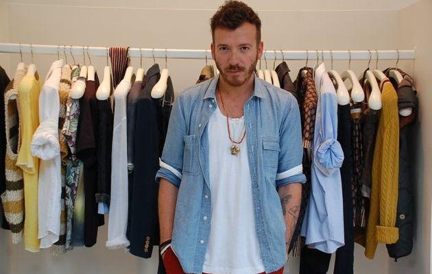 Nuovi talenti della moda italiana: Andrea Pompilio