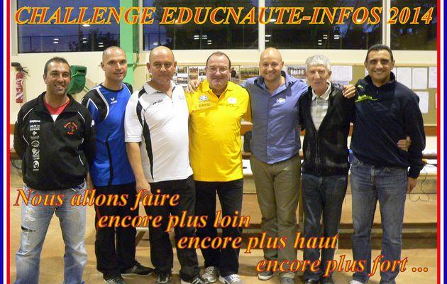 Les « 72 QUALIFIÉS» pour la GRANDE FINALE du 2ème Challenge EDUCNAUTE-INFOS