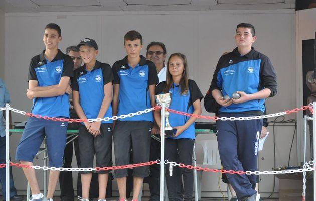 CRC JEUNES CADETS / JUNIORS LIGUE BOURGOGNE : Qualifiés FRANCE