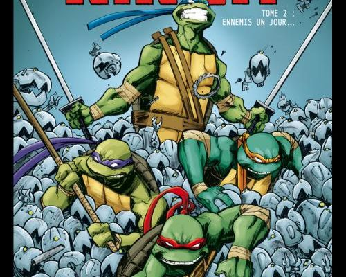 Soleil US Comics annonce : Tortues Ninja tome 2