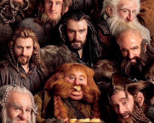 Une pluie de Nains pour The Hobbit
