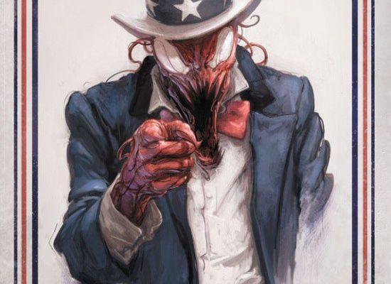 Panini annonce Carnage USA en novembre!