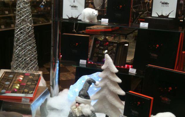 Vitrines Noël 2012