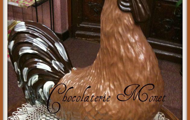 Concours de Pâques 2012 pour gagner du chocolat