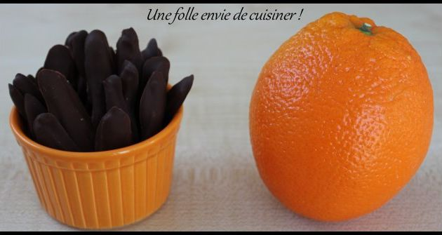Les orangettes