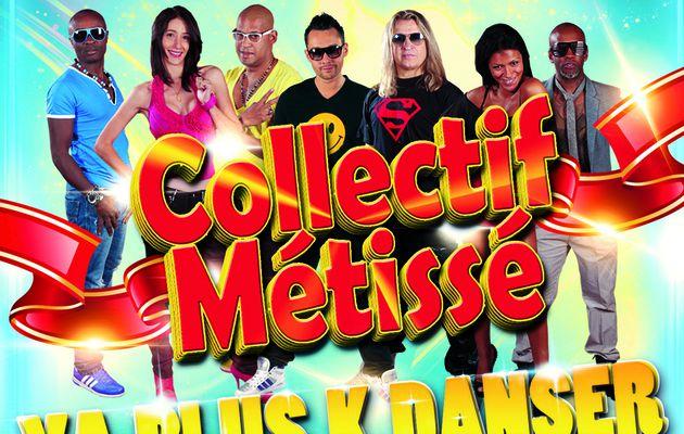 le Collectif Métissé s'invite au pied du sapin avec l'album Y'a plus K danser !