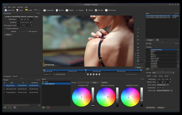 The Open-Source Cross-Platform Video Editor:...