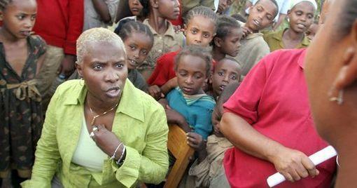 Angélique Kidjo: «Il faut en finir avec le...