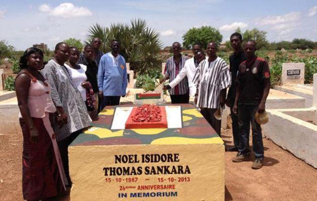 Exhumations au Burkina: une étape vers la vérité sur l'affaire Sankara