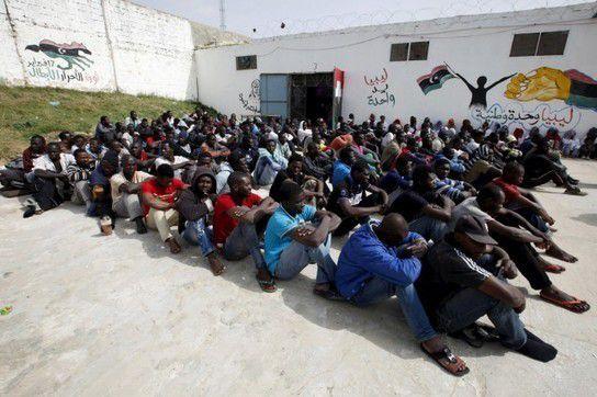 Libye: les migrants retenus dans des conditions désastreuses