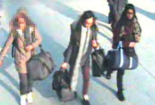 Europe - Le Royaume-Uni en émoi après la fuite de 3 lycéennes ves la Syrie