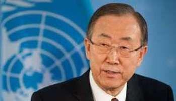 Ban Ki-moon à Tripoli pour donner un coup de pouce au dialogue Lybien