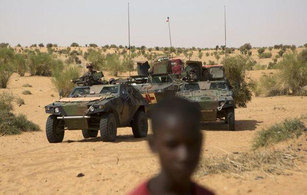 Mali : l'armée française remet la pression sur...