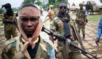 Centrafrique : l'attaque d'un groupe armé dans le centre, fait au moins 30 morts