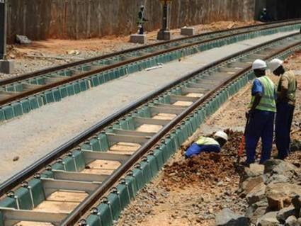 CHINE - AFRIQUE : L'Angola vient d'inaugurer une ligne de chemin de fer qui traverse tout le pays