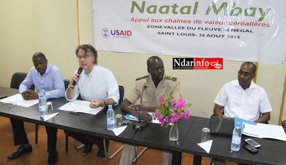 AUTOSUFFISANCE ALIMENTAIRE: « le Projet NAATAL...