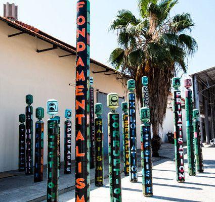 Sénégal : Dakar, au coeur du monde , lors de la Biennale des Arts