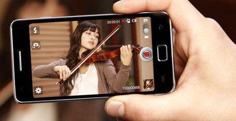 Réaliser une vidéo créative avec un téléphone...