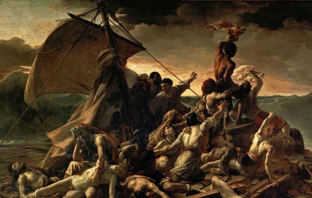 Il y a 200 ans, La Méduse sombrait et son radeau...