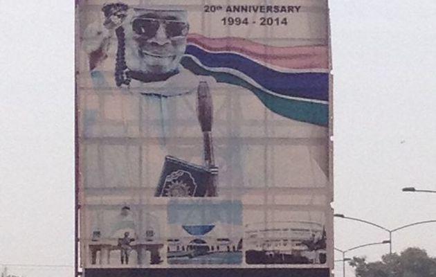 En Gambie, la «République islamique» dont...