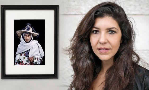 La photographe Leila Alaoui, exposée à Paris,...