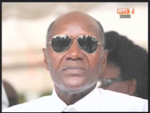 Portrait de Daniel Kablan Ducan, nouveau Premier ministre de Côte d'ivoire