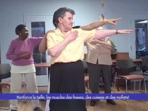 Le Qi Gong Thérapeutique enseigné en résidence pour personne de 60 ans et bien plus!