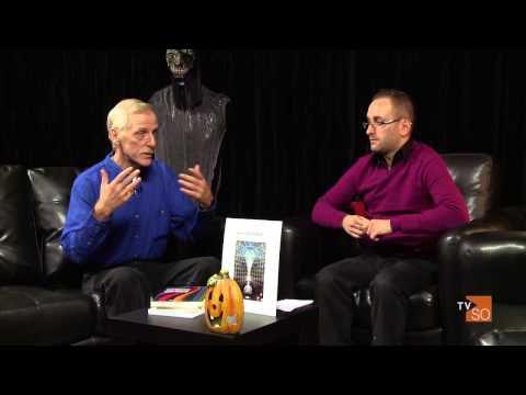 Entrevue TV Halloween 2012 sur mon dernier livre: Eveil 2012-2017