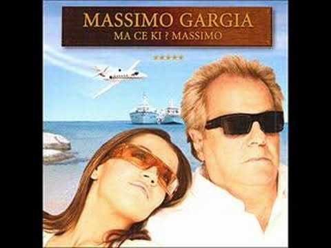MASSIMO GARGIA - MA CE KI