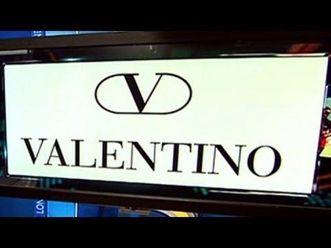 Valentino racheté par le fonds souverain du Qatar