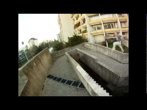 Parkour Paris