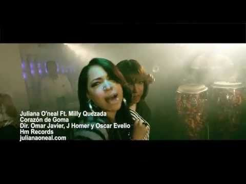 Juliana ft Milly Quezada - Corazon de goma