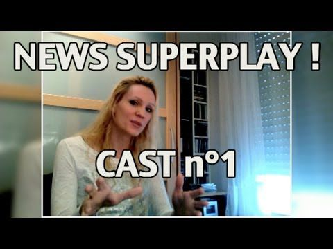 News de la Team SuperPlayLive (n°1 !)