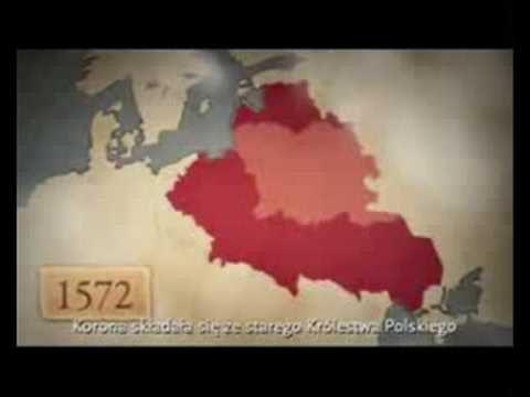 L'histoire de Pologne en 1 min 21 sec