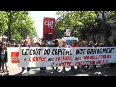 Les fonctionnaires massivement unis partout en France