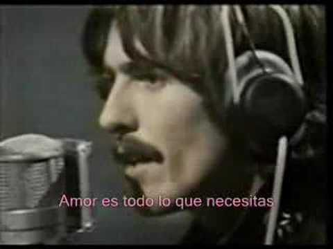 All you need is love-Beatles