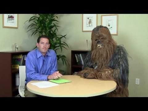 Rencontre entre le CTO VMware et Chewbacca