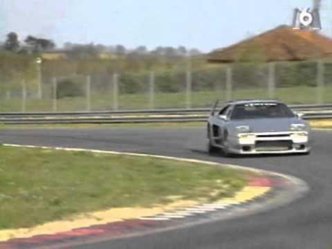 M6 1995 les voitures de sport française (vidéo)