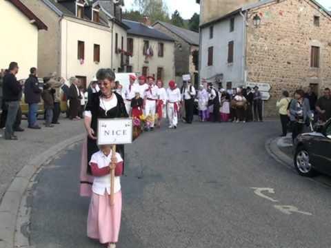 Petites videos de la fête de Saint Denis avec la Banda Follet