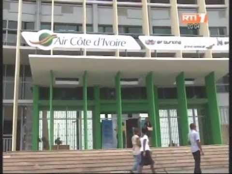 Transport Aérien: La compagnie nationale Air Ivoire d'hier à aujourd'hui