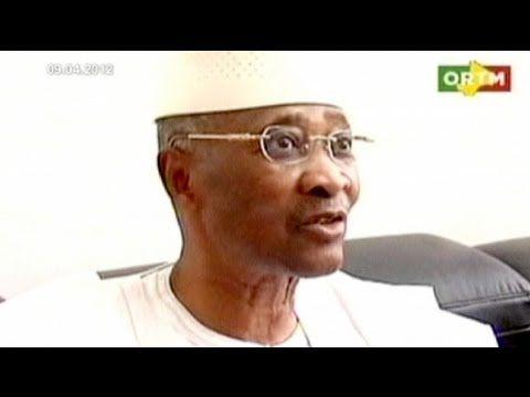 L'ex-président malien s'est réfugié au Sénégal
