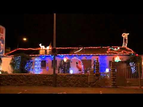 La magie de Noël : les illuminations