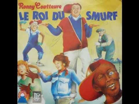 RONNY COUTTEURE - LE ROI DU SMURF