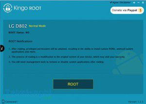 Kingo Root Installation Guide
