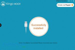 Root done on Android phones