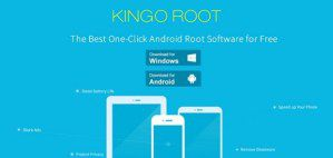Kingo Root manuals on apk