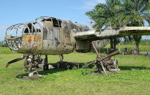 15 Rare Abandoned Aircrafts Found Around The Globe  Read More Here: http://gstv.us/1PjFs1a  #avgeek ...