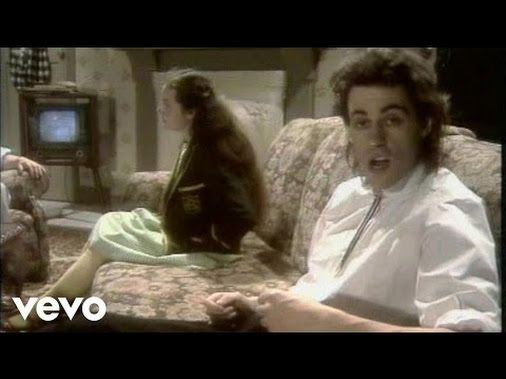 The Boomtown Rats - I Don't Like Mondays #Glam-Rock