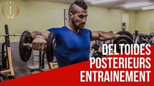 MUSCULATION DELTOIDES POSTERIEUR ISOLATION Juanito Power Training