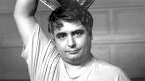 daniel johnston | saw her standing there